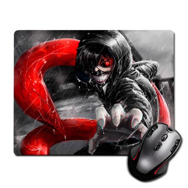 Купить Коврики для мышки, Игровая поверхность Токийский Гуль Аниме Манга Tokyo Ghoul 300 х 250 мм (825584), Nextprint