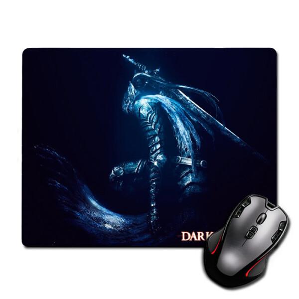 Купить Коврики для мышки, Игровая поверхность Artorias Арториас Путник Бездны Темные Души Dark Souls 220 х 180 мм (6797), Nextprint