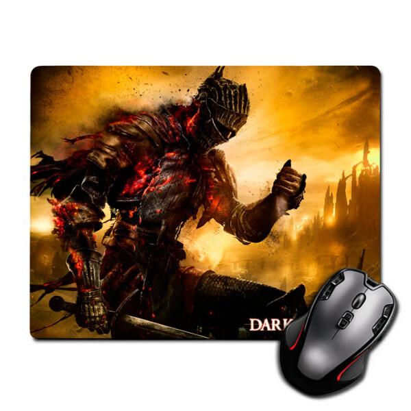 Купить Коврики для мышки, Игровая поверхность Негорящий Тёмные Души Dark Souls 220 х 180 мм (6798), Nextprint