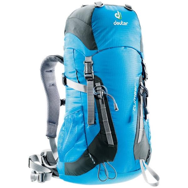 Купить Рюкзаки, Deuter Climber turquoise-granite (36073 3427)