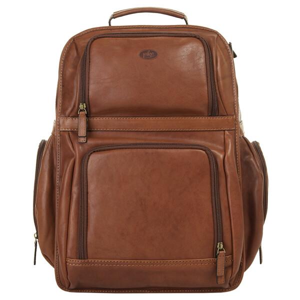 Купить Рюкзаки, Кожаный рюкзак Piké коричневый один размер