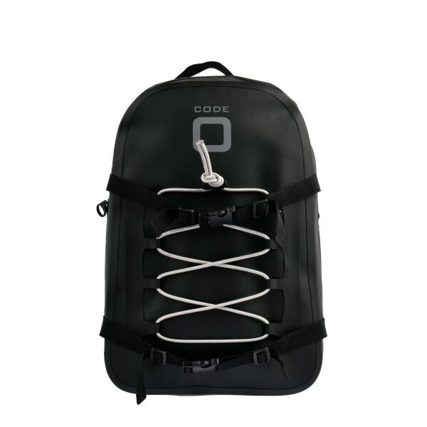 Купить Рюкзаки, Городской рюкзак CODE-ZERO черный один размер