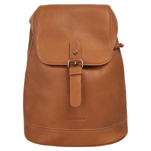 Купить Рюкзаки, Городской рюкзак Harold's коньячный один размер