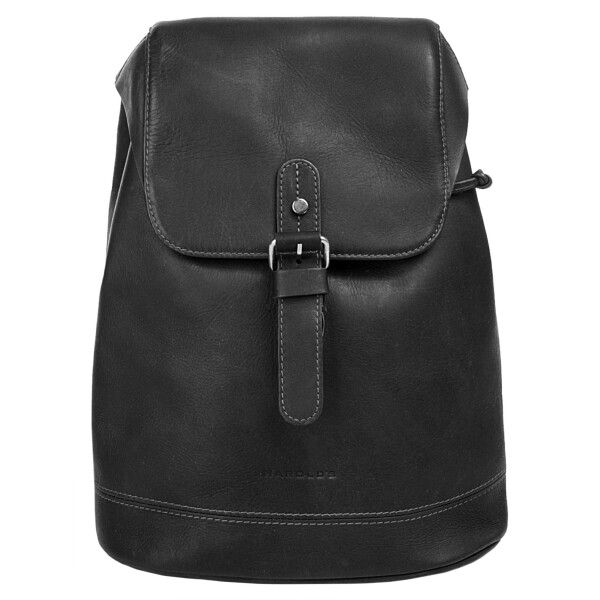 Купить Рюкзаки, Городской рюкзак Harold's черный один размер