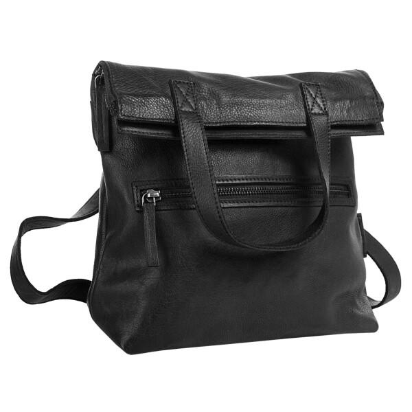Купить Рюкзаки, Городской рюкзак WouWou черный один размер