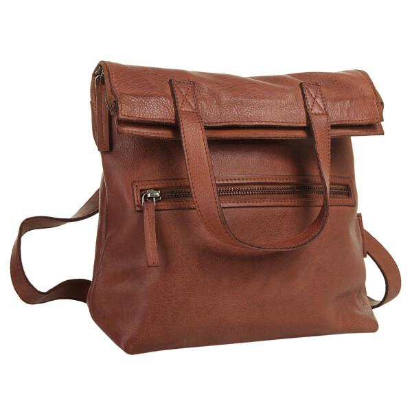 Купить Рюкзаки, Городской рюкзак WouWou коньячный один размер