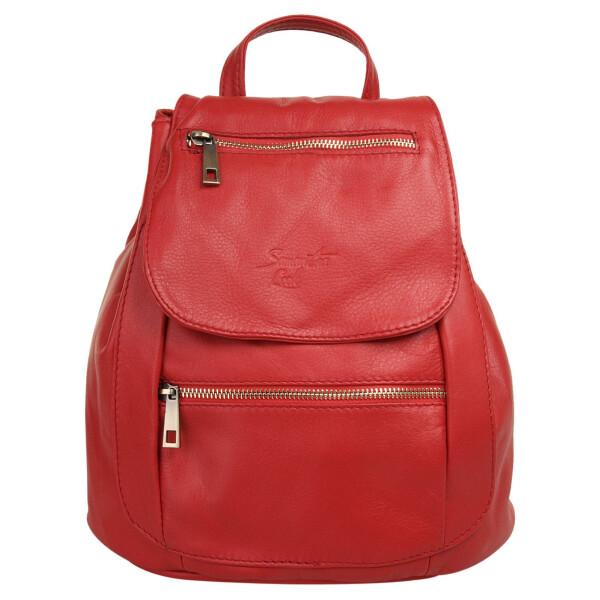Купить Рюкзаки, Городской рюкзак Samantha Look красный один размер