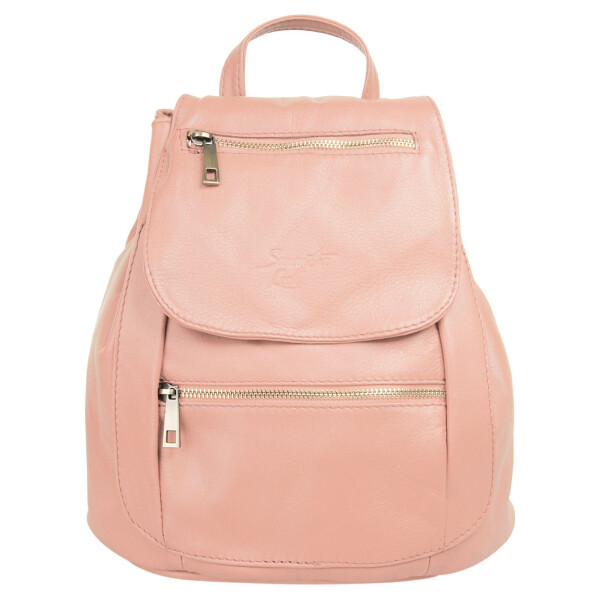 Купить Рюкзаки, Городской рюкзак Samantha Look розовый один размер