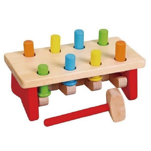 Купить Игровые наборы, Игрушка Viga Toys Забей гвоздик (59719)