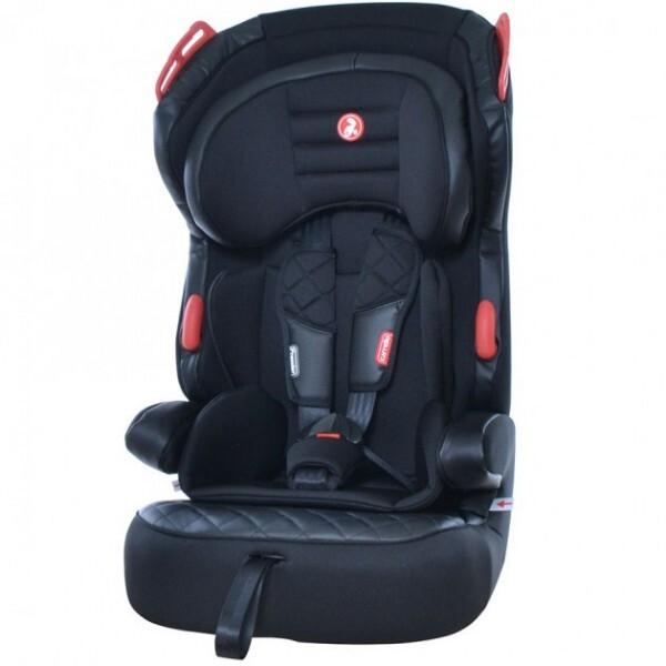 Купить Детские автокресла, CARRELLO Premier CRL-9801/2 Black Panther