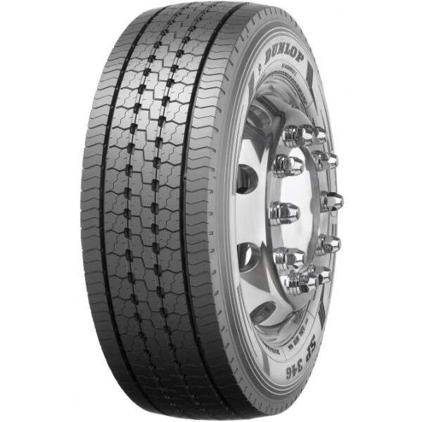 Купить Автошины, Dunlop SP346 215/75R17, 5 126/124M