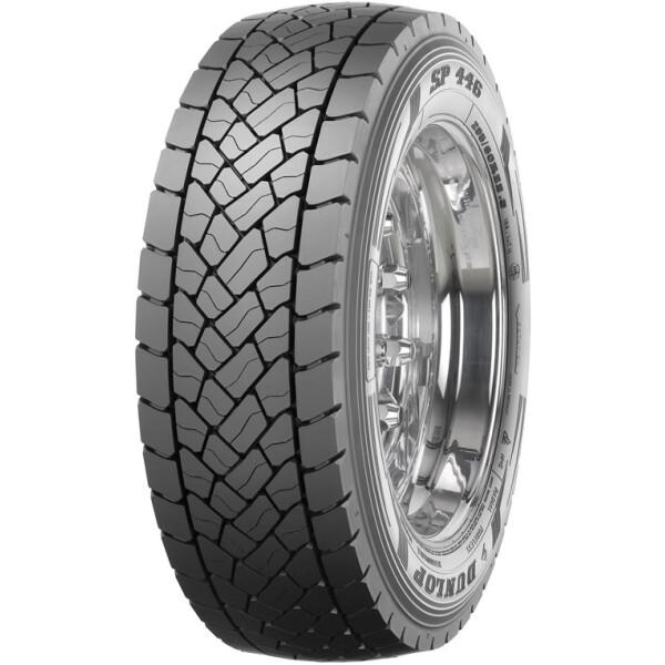 Купить Автошины, Dunlop SP446 3PSF 215/75R17, 5 126/124M