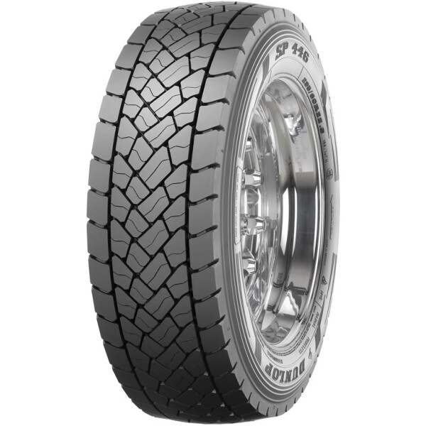 Купить Автошины, Dunlop SP446 3PSF 295/80R22, 5 152/148M