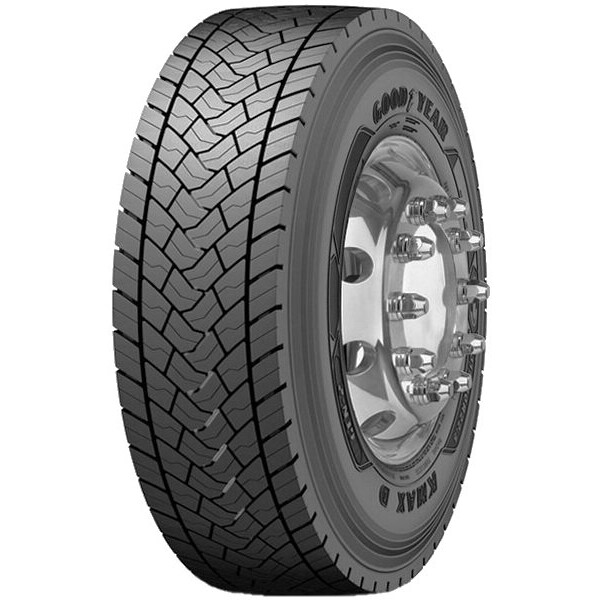 Купить Автошины, Goodyear KMAX D GEN-2 3PSF 295/80R22, 5 152/148M