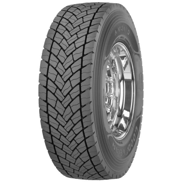 Купить Автошины, Goodyear KMAX D TL 295/80R22, 5 152/148M
