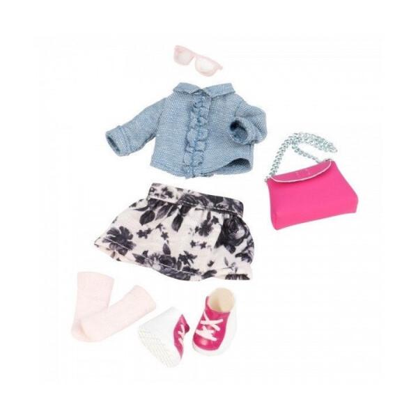 Купить Куклы, наборы для кукол, Набор одежды для кукол LORI джинсовая куртка (LO30000Z)