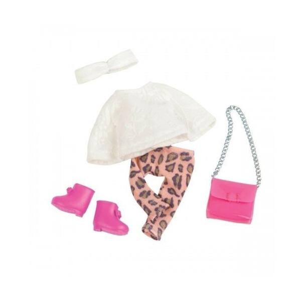 Купить Куклы, наборы для кукол, Набор одежды для кукол LORI Пончо (LO30008Z)