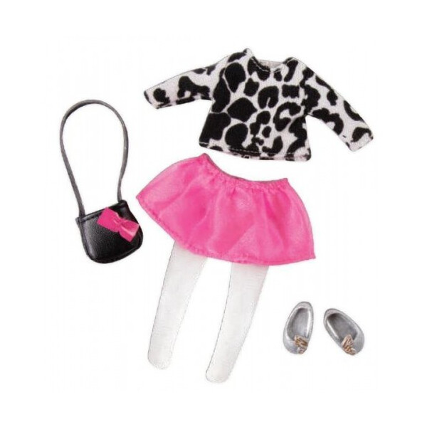 Купить Куклы, наборы для кукол, Набор одежды для кукол LORI с юбкой (LO30024Z)