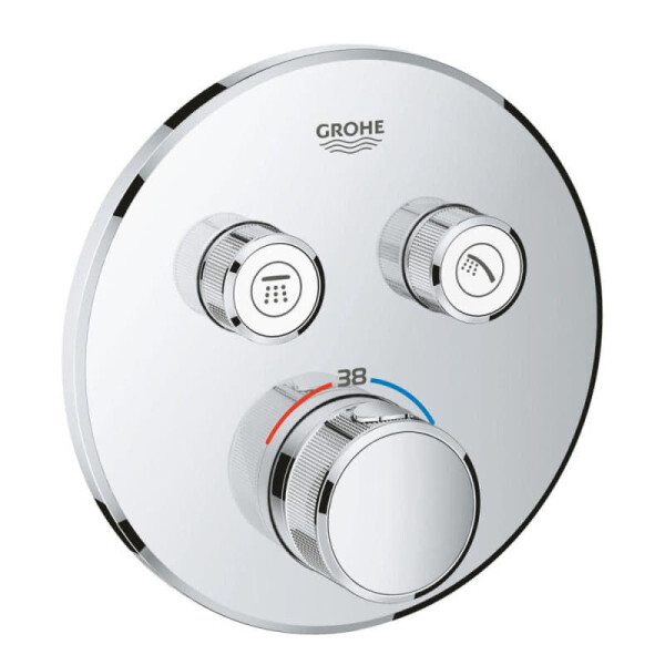 Смеситель термостатический Grohe Smartcontrol 29119000