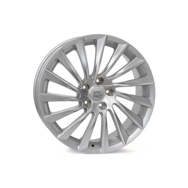 Купить Автомобильные диски, Литой диск WSP Italy ALFA ROMEO W256 GIULIETTA R18 W7, 5 PCD5X110 ET41 DIA65, 1 SILVER POLISHED