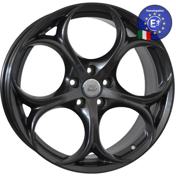 Купить Автомобильные диски, Литой диск WSP Italy ALFA ROMEO W258 FEDRO R19 W8 PCD5X110 ET33 DIA65, 1 ANTHRACITE