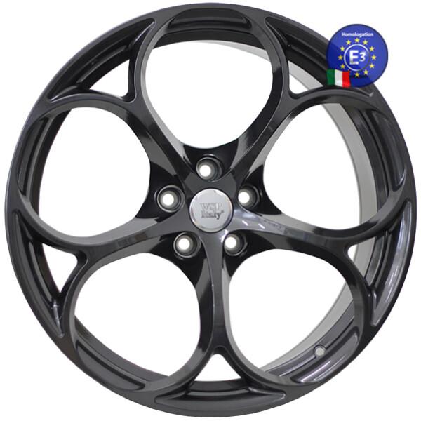 Купить Автомобильные диски, Литой диск WSP Italy ALFA ROMEO W261 ROSSA R20 W10 PCD5X110 ET34 DIA65, 1 ANTHRACITE