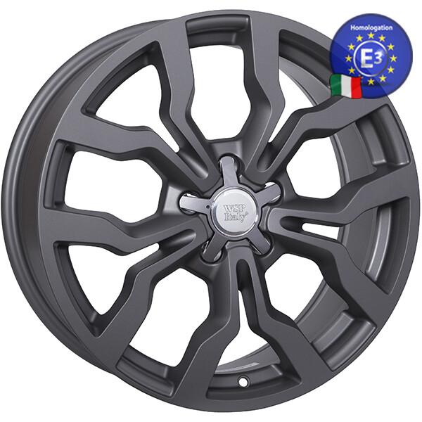Купить Автомобильные диски, Литой диск WSP Italy AUDI W565 MEDEA R20 W9 PCD5X112 ET38 DIA57, 1 MATT GUN METAL