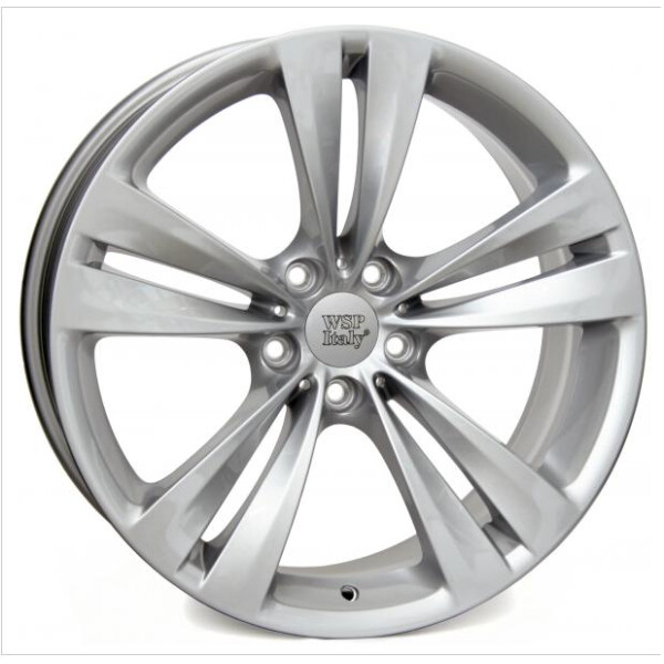 Купить Автомобильные диски, Литой диск WSP Italy BMW W673 NEPTUNE GT R20 W8, 5 PCD5X120 ET33 DIA72, 6 SILVER