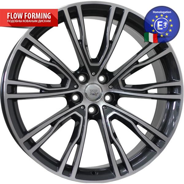 Купить Автомобильные диски, Литой диск WSP Italy BMW W685 SUN R21 W8, 5 PCD5X112 ET30 DIA66, 5 ANTHRACITE POLISHED