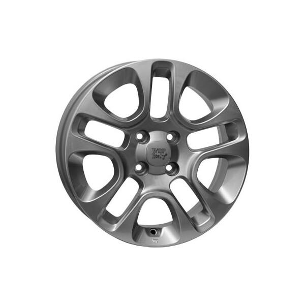 Купить Автомобильные диски, Литой диск WSP Italy FIAT W165 BARI R15 W6 PCD4X98 ET35 DIA58, 1 SILVER