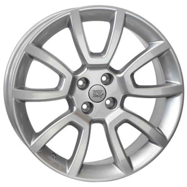 Купить Автомобильные диски, Литой диск WSP Italy FIAT W164 COMO R17 W7 PCD4X98 ET31 DIA58, 1 SILVER