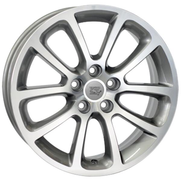 Купить Автомобильные диски, Литой диск WSP Italy FORD W955 PERUGIA R18 W7, 5 PCD5X114, 3 ET44 DIA67, 1 ANTHRACITE POLISHED