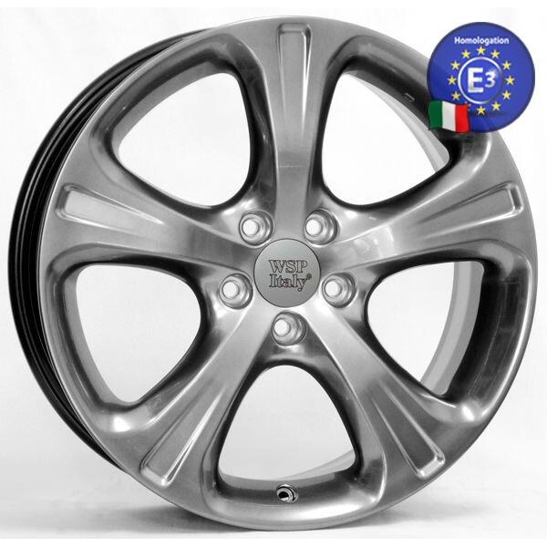 Купить Автомобильные диски, Литой диск WSP Italy HONDA W2405 ALEN R19 W7, 5 PCD5X114, 3 ET50 DIA64, 1 TITANIUM
