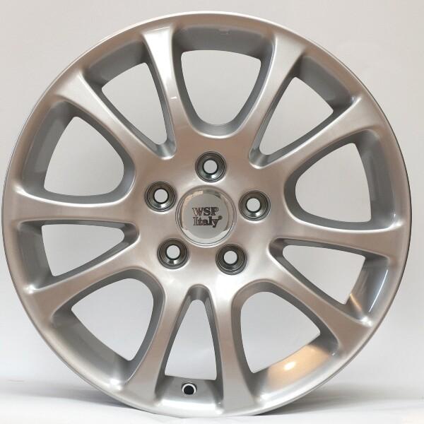 Купить Автомобильные диски, Литой диск WSP Italy HONDA W2404 OTTAWA R18 W7 PCD5X114, 3 ET50 DIA64, 1 SILVER