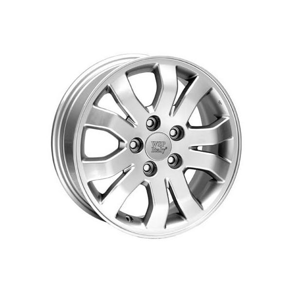 Купить Автомобильные диски, Литой диск WSP Italy HONDA W2402 CETARA HO02 R16 W6, 5 PCD5X114, 3 ET50 DIA64, 1 SILVER