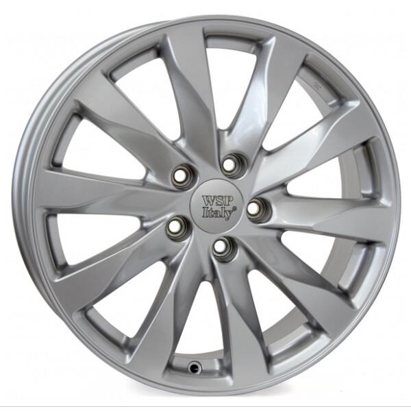 Купить Автомобильные диски, Литой диск WSP Italy KIA W2410 NYLA R17 W6, 5 PCD5X114, 3 ET50 DIA67, 1 HYPER ANTHRACITE
