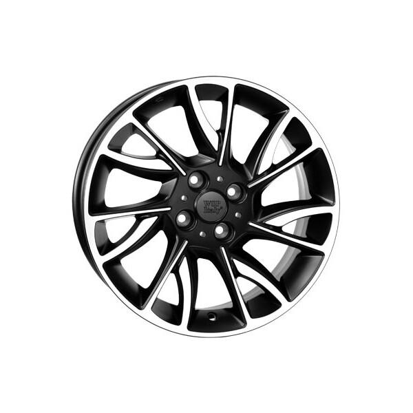 Купить Автомобильные диски, Литой диск WSP Italy LANCIA W318 TARANTO R15 W6 PCD4X98 ET30 DIA58, 1 DULL BLACK POLISHED