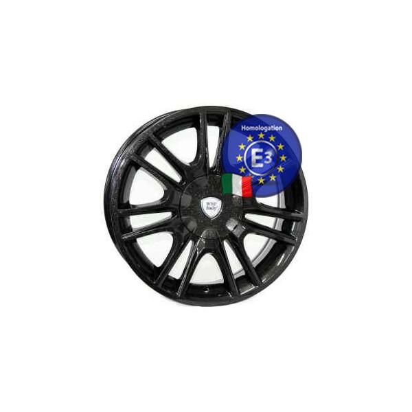 Купить Автомобильные диски, Литой диск WSP Italy LANCIA W317 RIGA R16 W6, 5 PCD4X98 ET40 DIA58, 1 DIAMOND BLACK