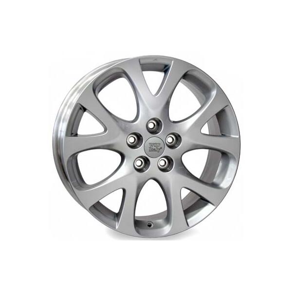 Купить Автомобильные диски, Литой диск WSP Italy MAZDA W1904 HELLA 6 R17 W7 PCD5X114, 3 ET60 DIA67, 1 SILVER