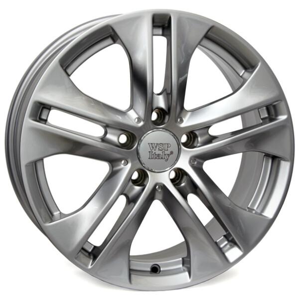 Купить Автомобильные диски, Литой диск WSP Italy MERCEDES W764 CAMEROTA R17 W8 PCD5X112 ET38 DIA66, 6 SILVER