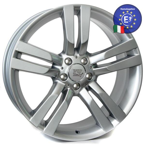 Купить Автомобильные диски, Литой диск WSP Italy MERCEDES W761 HYPNOS R20 W8, 5 PCD5X112 ET40 DIA66, 6 SILVER