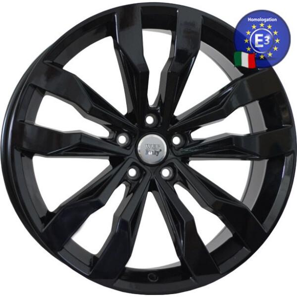 Купить Автомобильные диски, Литой диск WSP Italy VOLKSWAGEN W470 COBRA R20 W8, 5 PCD5X112 ET38 DIA57, 1 GLOSSY BLACK