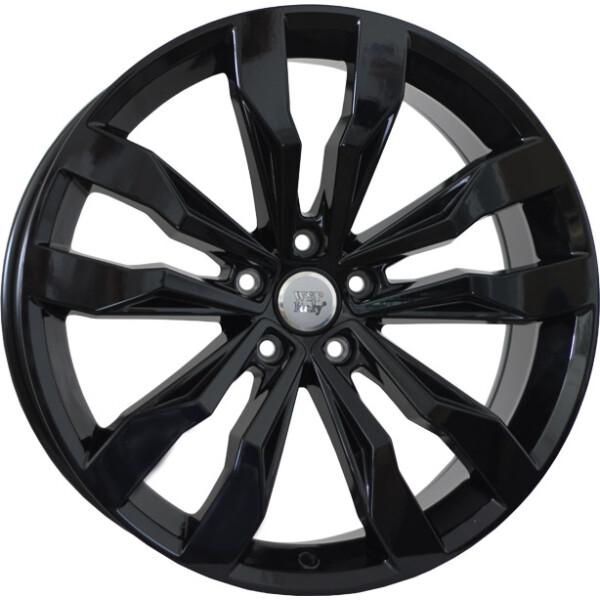 Купить Автомобильные диски, Литой диск WSP Italy VOLKSWAGEN W470 COBRA R20 W8, 5 PCD5X112 ET38 DIA66, 6 GLOSSY BLACK