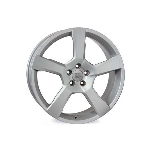 Купить Автомобильные диски, Литой диск WSP Italy VOLVO W1256 BALTICA R17 W7, 5 PCD5X108 ET49 DIA67, 1 MATTSILVER