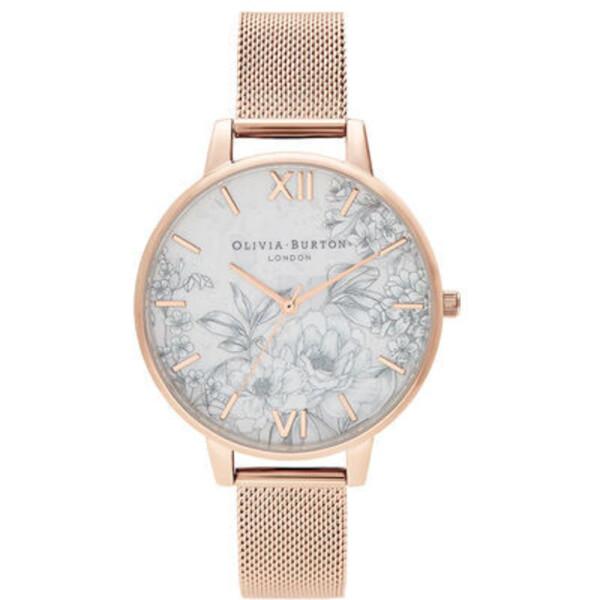 Купить Наручные часы, Часы Olivia Burton OB16TZ04, Collar