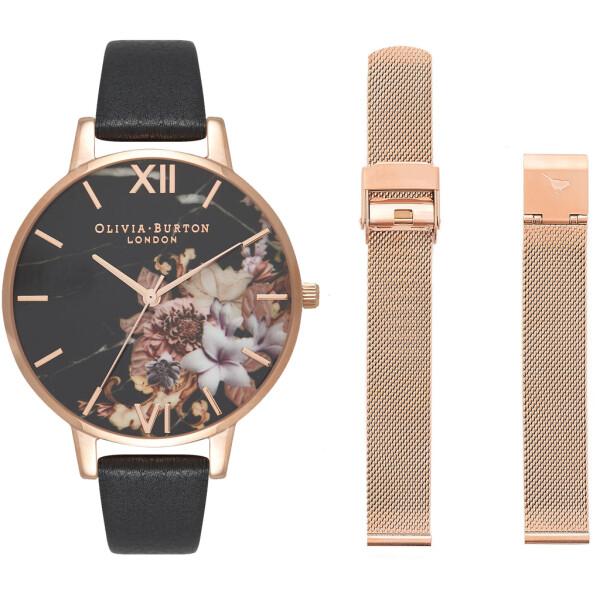 Купить Наручные часы, Часы Olivia Burton OBGSET128, Collar