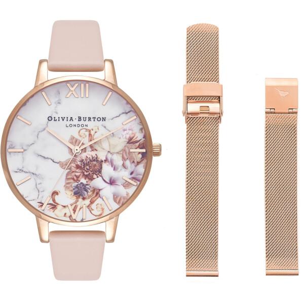 Купить Наручные часы, Часы Olivia Burton OBGSET129, Collar
