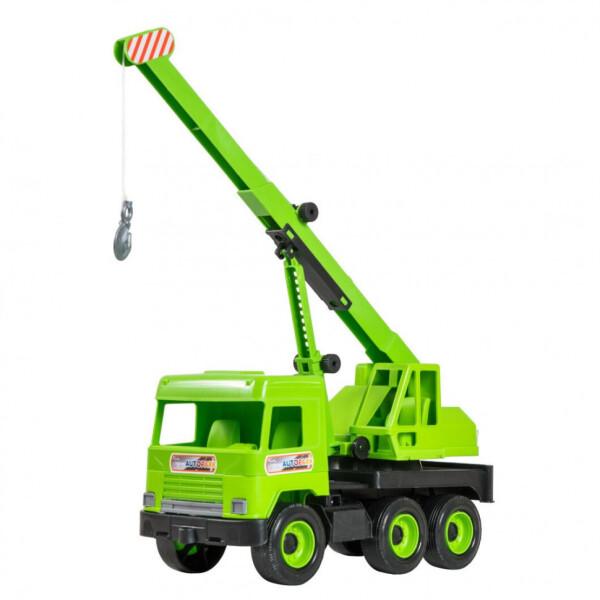 Купить Машинки, техника игровая, Автокран Middle truck 39483, Tigres