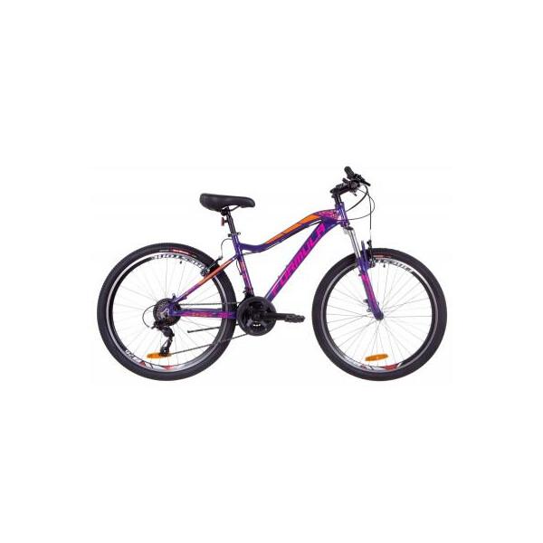 Купить Велосипеды, Велосипед Formula 26 MYSTIQUE 2.0 AM Vbr рама-13, 5 2019 фиолетово-оранжевый (OPS-FR-26-319) Original