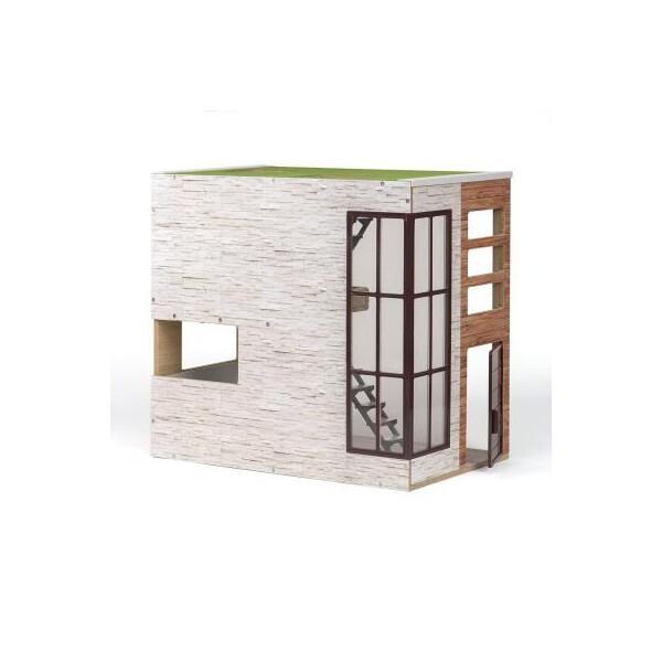 Купить Игровые наборы, Игровой набор LORI Деревянный дом (LO37004Z) Original